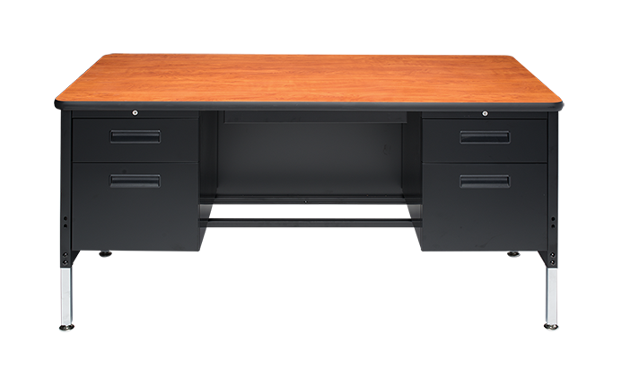 Artcobell Double Pedestal Desk