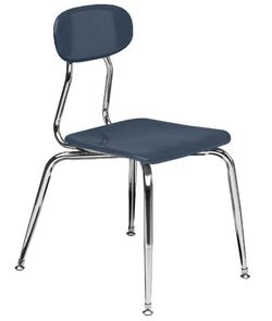 Scholar Craft's 180 Series Solid Plastic School Chair