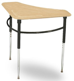 Scholar Craft Series Triangle Desk