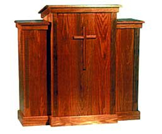 Pulpits & Chairs